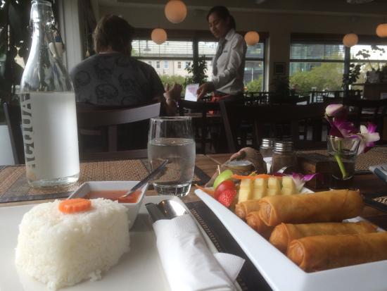 Chonticha Thai Restaurant: Vårruller