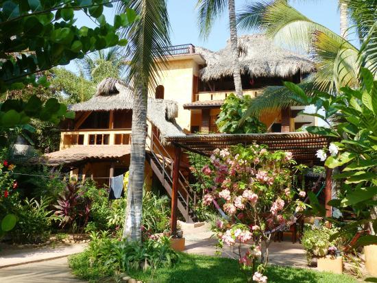 Puerto Escondido Surf House