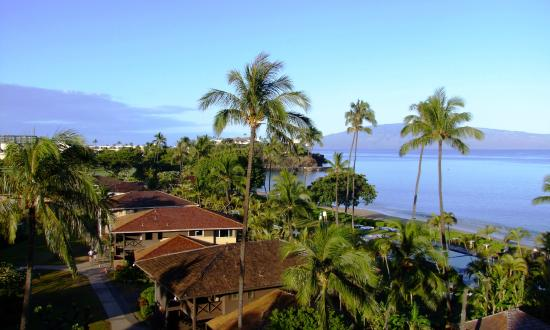 Partial Ocean View Room Picture Of Royal Lahaina Resort
