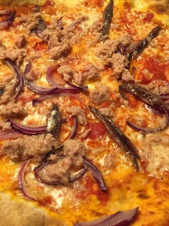 La Mafia se Sienta a La Mesa: Pizza Marinera