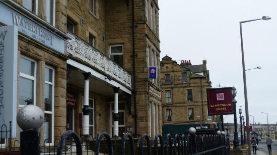 The Clarendon Hotel: The Clarendon