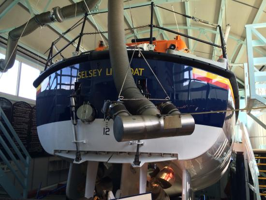 RNLI Selsey Lifeboat Station and Museum