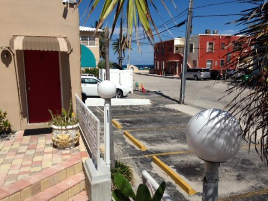 Sun Beach Inn Vista Fe S Ve La Playa