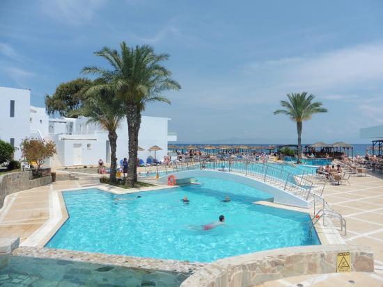 Avra Beach Resort Hotel Bungalows Ixia Rhodes