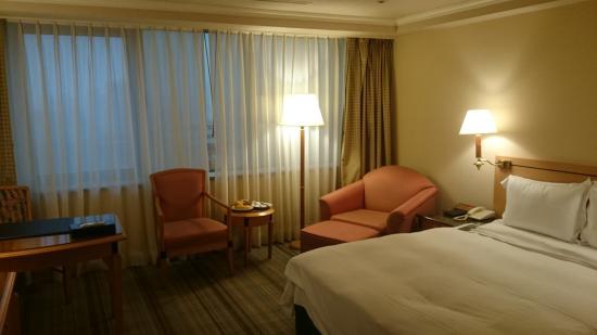 Carlton Hotel - Beida Branch: 室内
