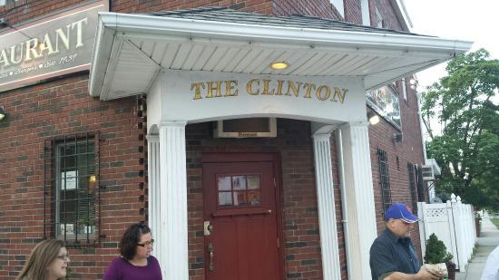 The Clinton Restaurant In Whitestone
