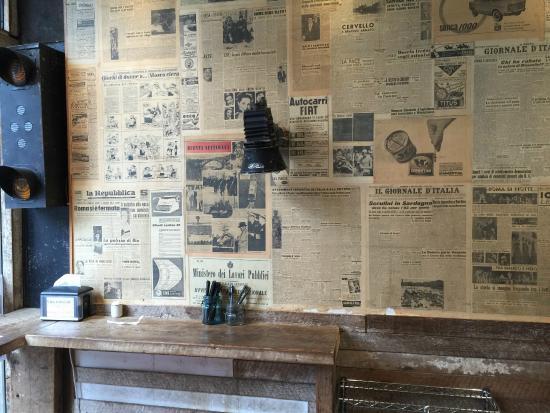 Piccolo Cafe : Decor