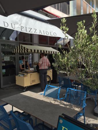 L 39 atelier du pizzaiolo lyon restaurant reviews phone for Atelier cuisine lyon
