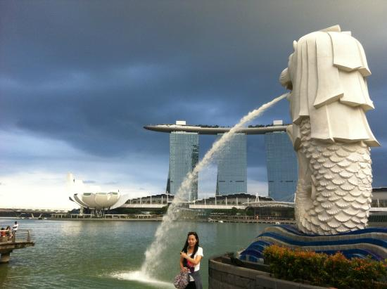 Sentosa Merlion: Icons