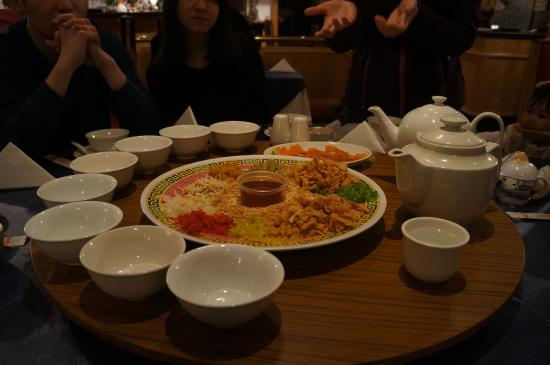 Chinese Dinner Picture Of Yangtze River Chinese Restaurant