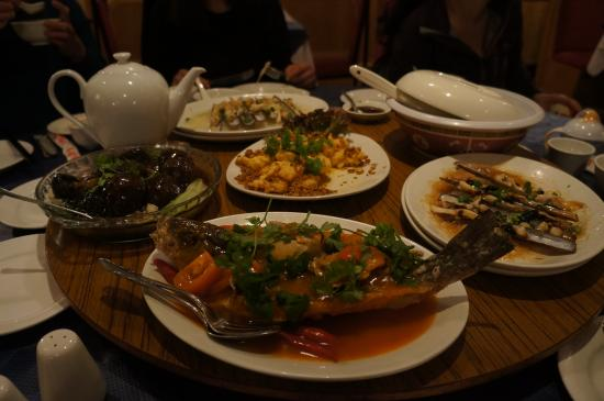 Comforting Authentic Chinese Food Picture Of Yangtze River Chinese