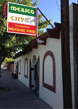 Mexico City Restaurant Madras Oregon
