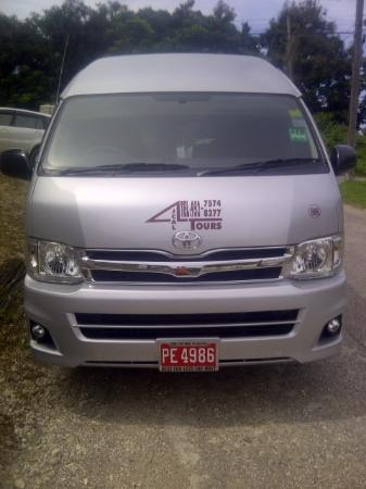 Jackies Jamaican Transportation & Tours