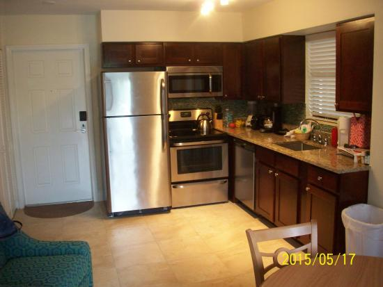 La Costa Beach Club Resort: Unit-232: Full Kitch/new appliances