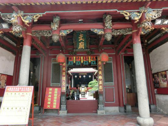台南の定番観光名所24選 レトロ街・グルメ・モール