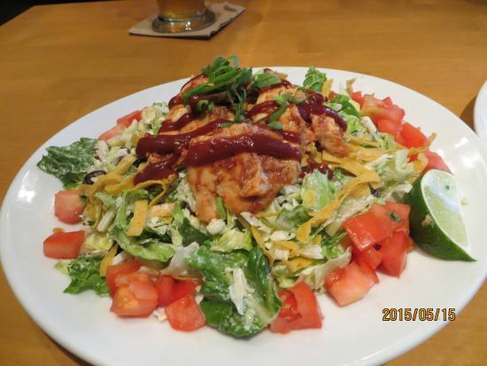 Half Size Salad Picture Of California Pizza Kitchen Cambridge Tripadvisor