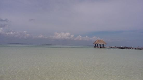 Casa Maya Holbox: punta coco