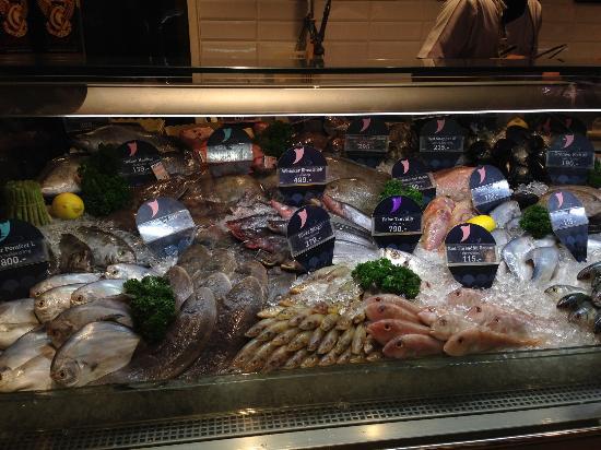 Central Chidlom: 1F_Supermarket_Fish