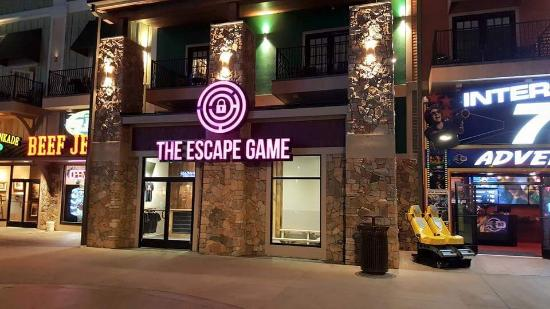 Escape Room Pigeon Forge Tennessee