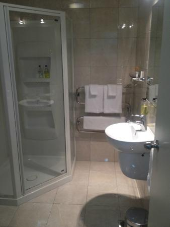 BKs Motor Lodge Palmerston North : Bathroom