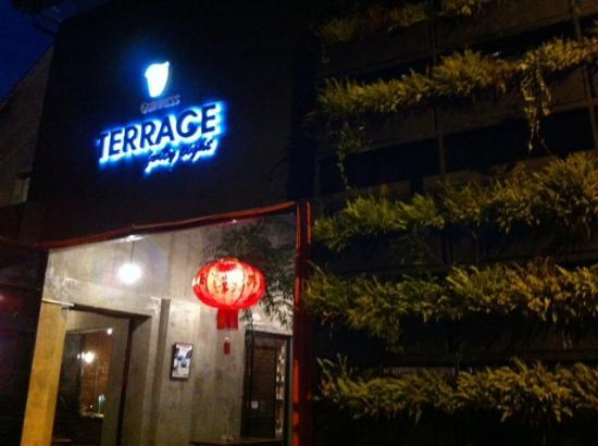 Terrace forty eight alor setar omd men om restauranger for Terrace 45 restaurant