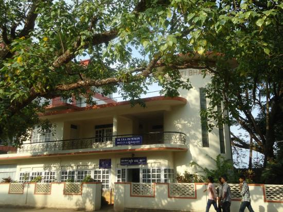 Manipal, India: The Smrithi Bhavan.