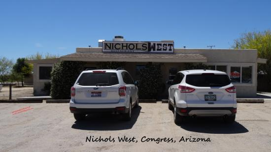 Congress, อาริโซน่า: Nice Out of Way Place To Eat!