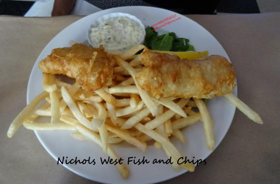 Congress, AZ: Nichols West Fish & Chips