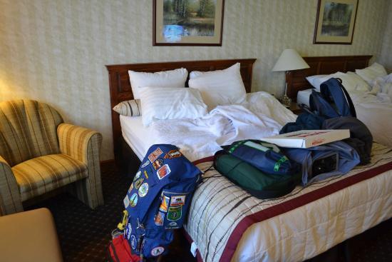 BEST WESTERN Desert Inn : Pack