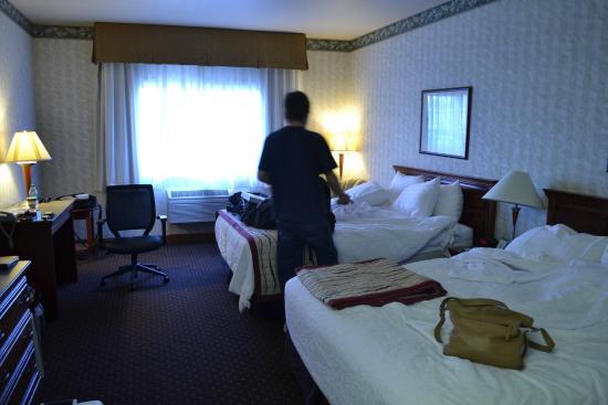 BEST WESTERN Desert Inn : Two Queens