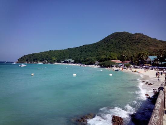 ビーチ - Picture of Koh Lan (Coral Island), Pattaya - TripAdvisor