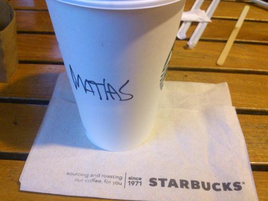 Starbucks : El café de todas las mañanas!