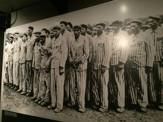 museo memorial holocausto: