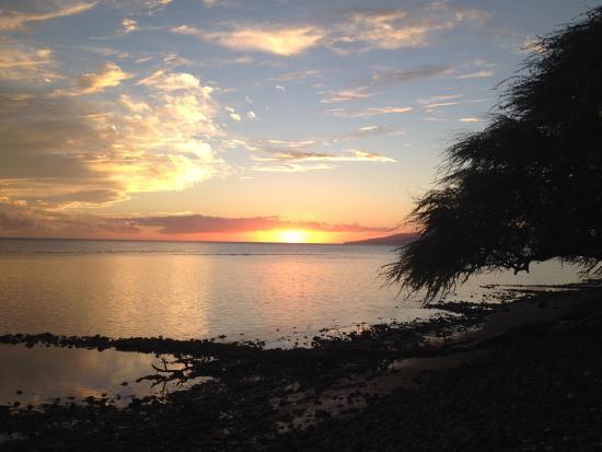 Paia, Hawái: Enjoy the sunset