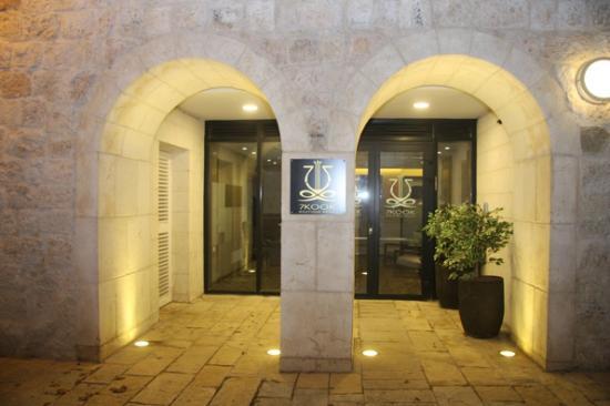 7kook boutique hotel bewertungen fotos preisvergleich for Boutique hotel gerusalemme
