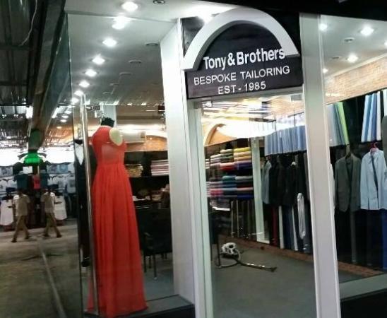 Tony & Brothers Bespoke Tailoring