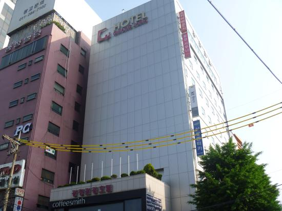 Photo of Gwangjang Hotel Busan
