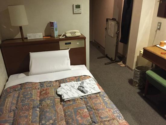 Hotel Sunroute Tokuyama: room