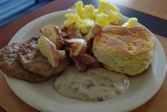 Residence Inn Spokane East Valley: The hot breakfast