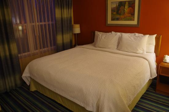 Residence Inn Spokane East Valley: Room