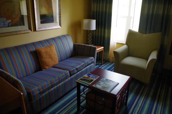 Residence Inn Spokane East Valley: Room arrangement