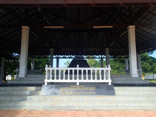 Kuala Berang, Malaysia: The Entrance