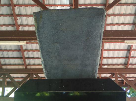 Kuala Berang Memorial Inscription: The Batu Bersurat