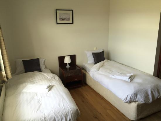 Hotel Sveinbjarnargerdi: Doppelzimmer
