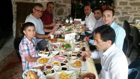 Sillehan Boutique Hotel-Restaurant-Cafe: Sigma elektrik gezi grubu  Sigma gezi grubu