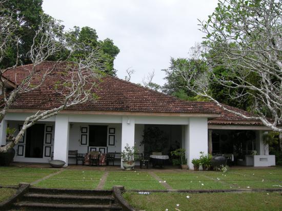 ベントータ, スリランカ, メインの建物です。