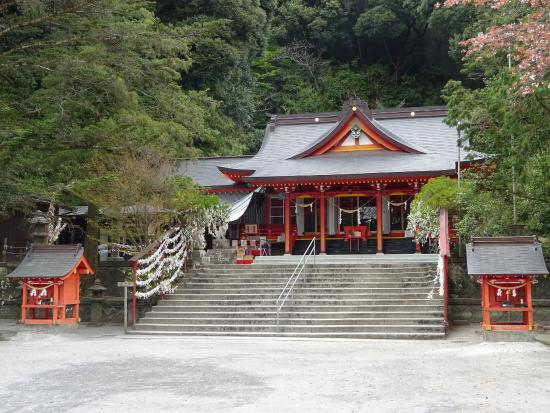 ‪Toyotamahime Shrine‬