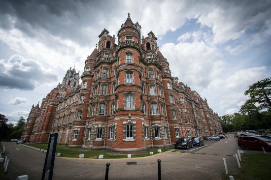 Royal Holloway Beautiful Architecture