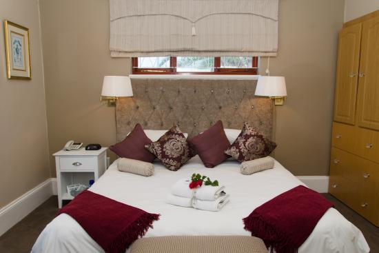 Brighton Lodge Guest House: Roman Room- King or Twin beds