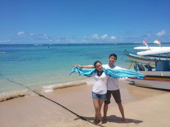 Nusa Dua, Indonesia: Love